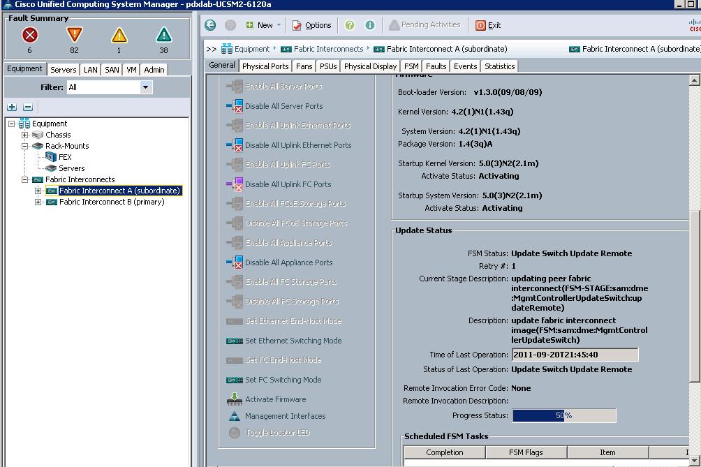 Vallard's Blog | UCS 2 0 Software Update Notes